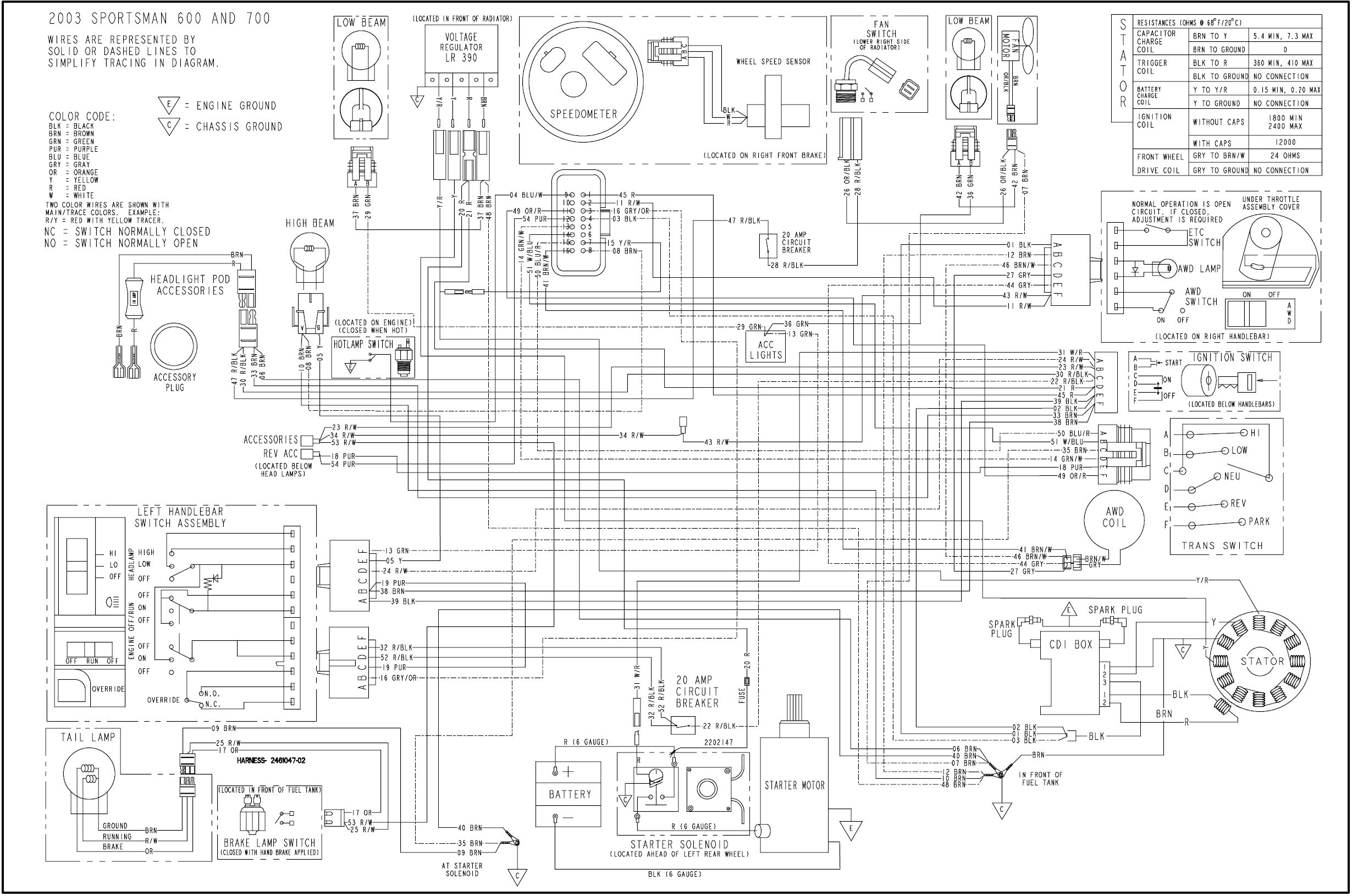 98 xc 700 wiring diagram lighting diagrams wiring diagram