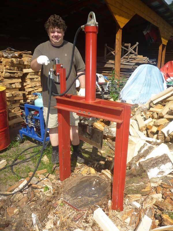Колун для дров своими руками фото 56